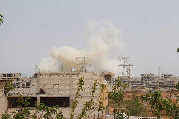 وقوع انفجار در نزدیکی زندان مرکزی شهر حسکه سوریه