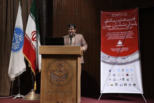 باستان شناسان ایرانی باید به کاوش در ایرانِ فرهنگی بپردازند