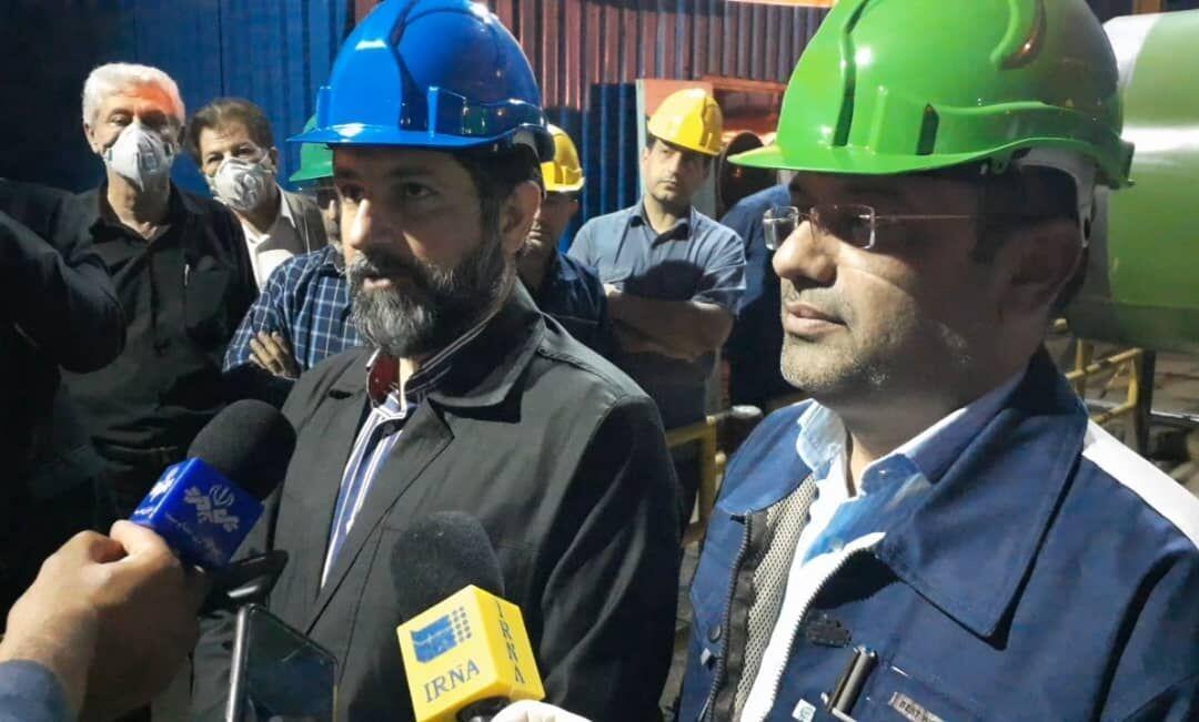 خبرنگاران استاندار خوزستان: شرکت لوله سازی اهواز ظرفیت همکاری با صنایع را افزایش داد