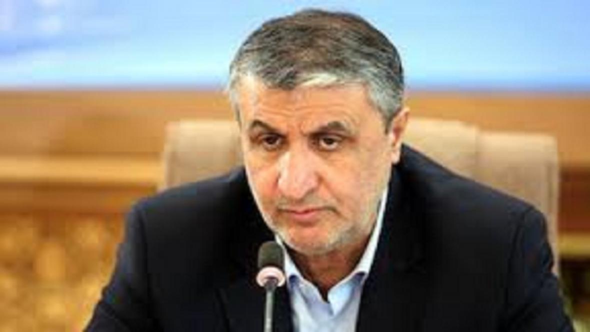 وزیر راه و شهرسازی درگذشت ابراهیم جاوشیری را تسلیت گفت